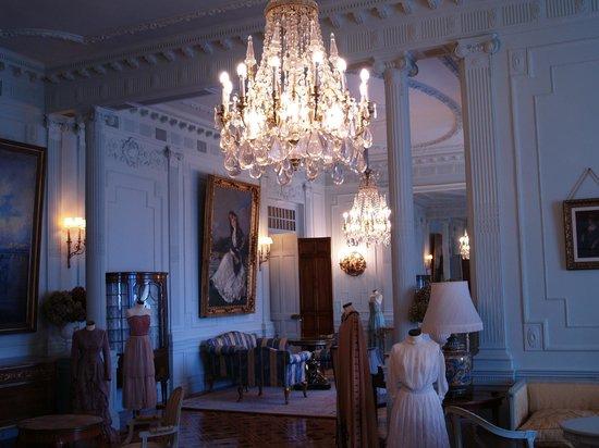 Palacio Real de La Magdalena:                   room 2