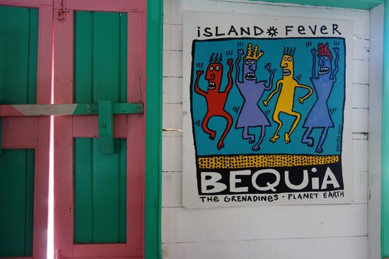 Port Elizabeth: Bequia Island Fever
