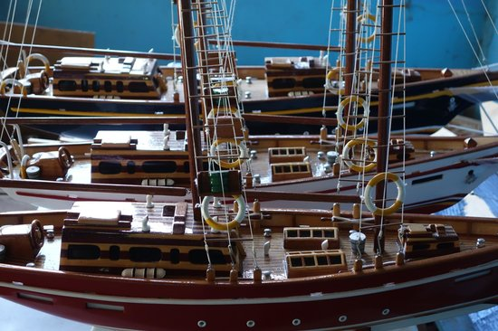 Port Elizabeth: Model Ship Building