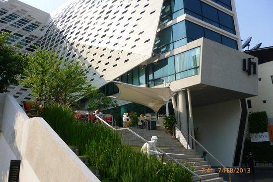 LiT BANGKOK Hotel:                   Lit Bangkok