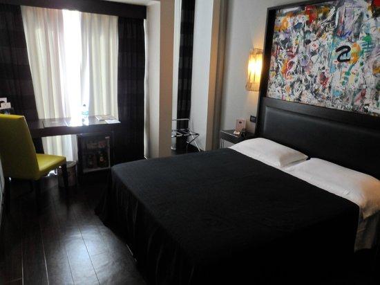 Twentyone Hotel: Bedroom