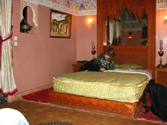 Riad Hiba Meknes:                   room