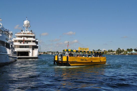 GALLERYone - A DoubleTree Suites by Hilton Hotel:                   Water Taxi