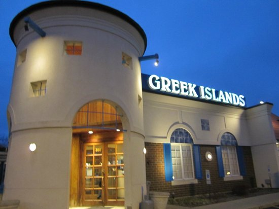 Greek Islands Restaurant West:                   exterior