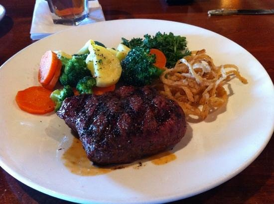 Arizona's At Stonecrest:                   King's 8oz Filet
