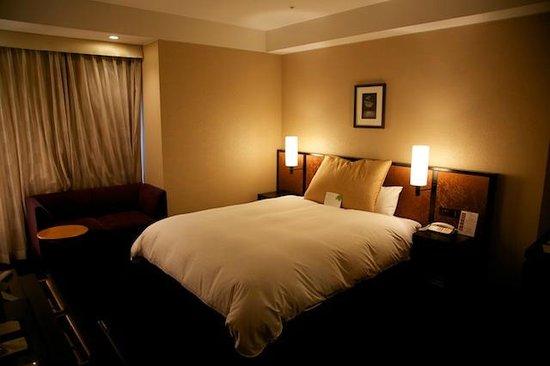 Hotel Granvia Kyoto:                                     Bedroom 781