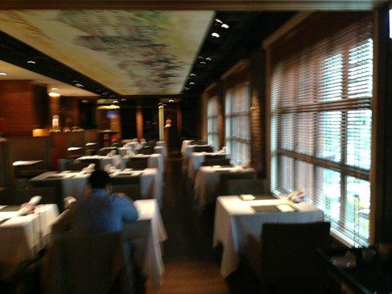 Grand Victoria Hotel:                   La Festa Restaurant