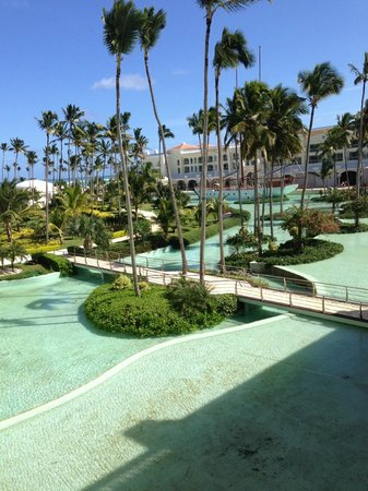 Iberostar Grand Hotel Bavaro:                   Beautiful Hotel Grounds