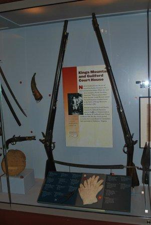 North Carolina Museum of History:                   NC Museum of History