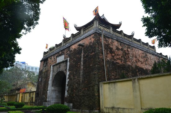 Hanoi Old Citadel - Northern Gate