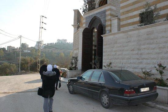 Lebanese House Um Khalil Restaurant:                   um khalil