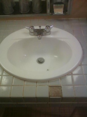 Industry, PA:                   Bathroom sink