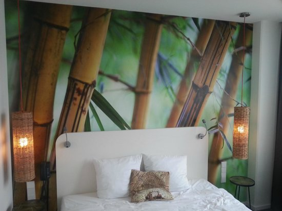 Conscious Hotel Vondelpark:                   our room