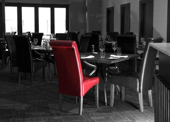Chefz Table: Red is the Theme