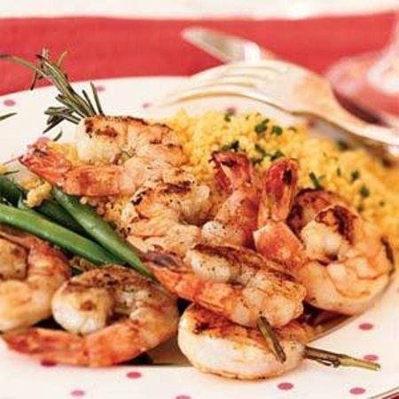 Torey's Restaurant & Bar: Shrimp Scampi