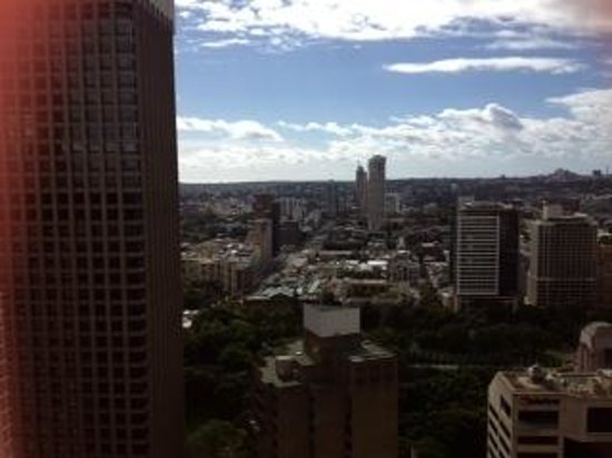 Meriton Serviced Apartments Pitt Street:                   view from level 49