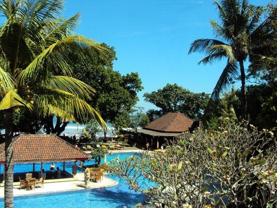 Puri Saron Seminyak: Pool View