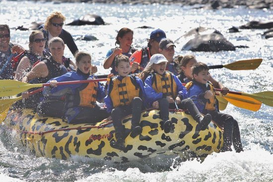 ‪‪Wild West Rafting‬: Happy Children with Wild West Rafting‬