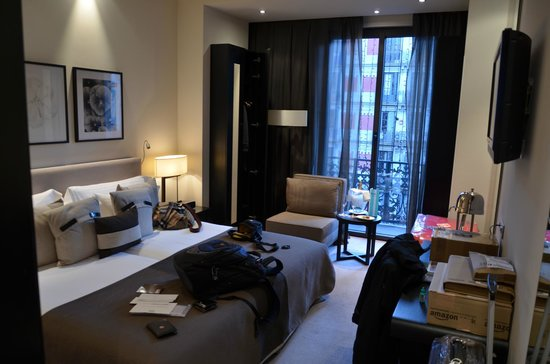 Hotel Murmuri Barcelona: The great room