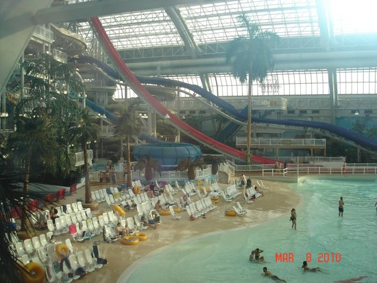 ‪‪West Edmonton Mall‬: West Edmonton Mall. Indoor Pool‬