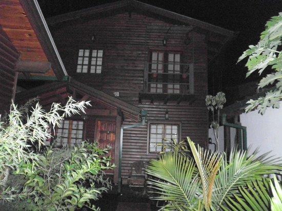 Petit Hotel Si Mi Capitan: bungalow`s