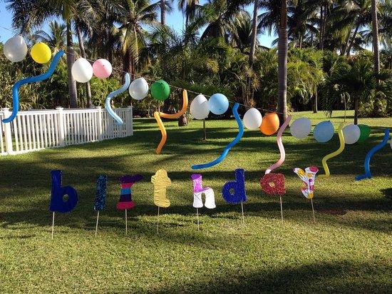 Club Med Ixtapa Pacific:                   Lili's Bday by Baby club                 