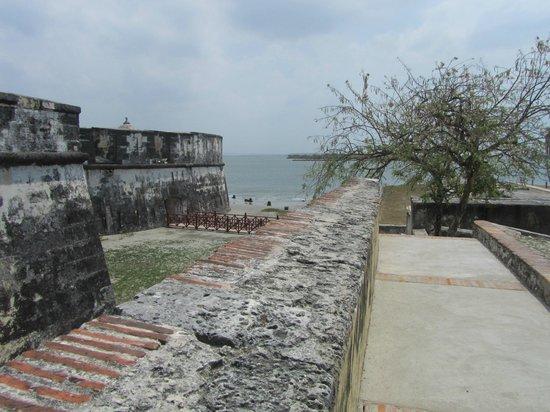 Castillo San Fernando de Bocachica :                   Fuerte de San Fernando