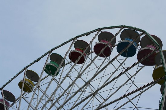 Knoebels Amusement Resort:                   Big Wheel