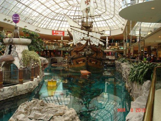 西埃德蒙頓購物中心照片