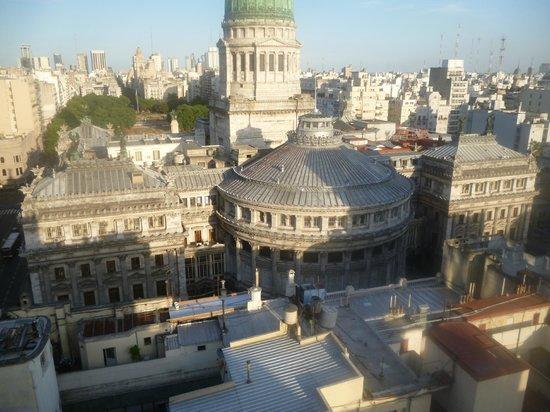 Uno Buenos Aires Suites:                   Vista do Terraço