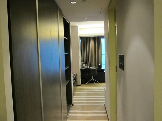 Pan Pacific Serviced Suites Orchard Singapore:                   Room Pic
