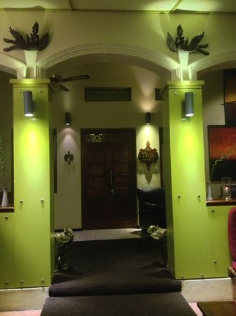 Sala Boutique Hotel:                   Archway