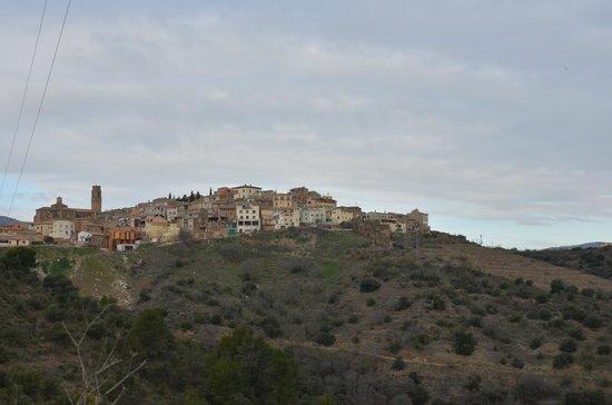 Cal Llop: The small village of Gratallops