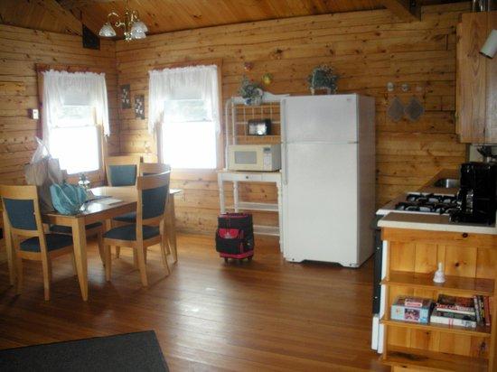 Cabins at Lopstick照片