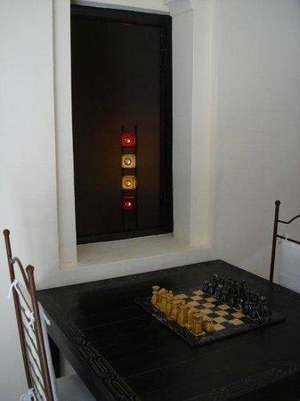 Riad Dar Zaman:                                                                                           Chess