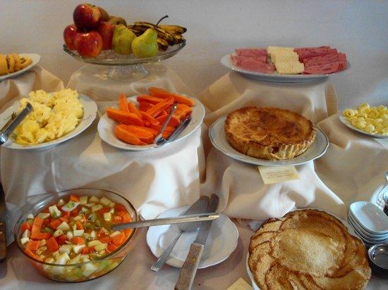 El Hotel de Su Merced: el desayuno