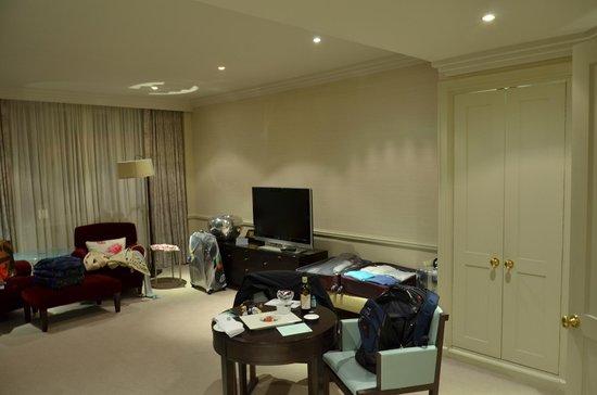 The Westbury Hotel: The room