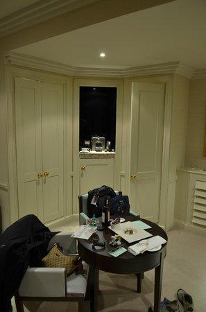 The Westbury: The room