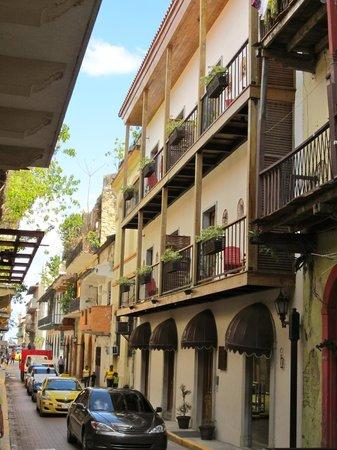 Casa del Horno: Front of Hotel