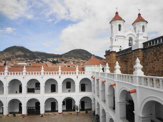El Hostal de Su Merced: el convento