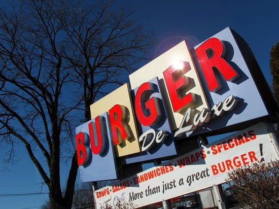 Burger Deluxe:                   2.18.13