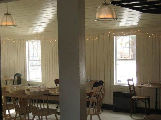 Prairie Whale:                   dining room