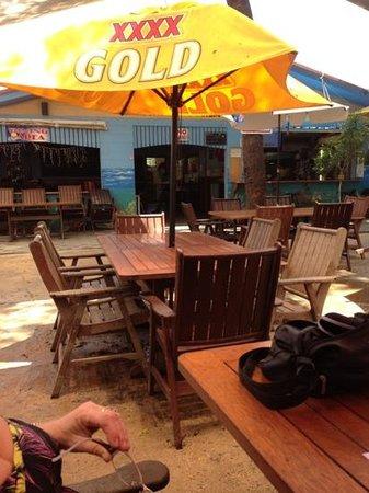Dingo Beach Hotel Units The Front Bar