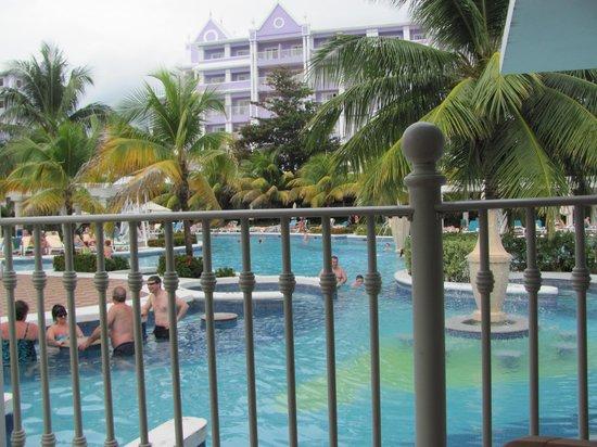 Hotel Riu Ocho Rios:                   Pool Was Great