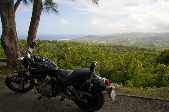Caribbean Motorcycle Guided Tours:                   Farley Hill