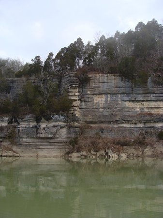 Salvisa, KY:                   Kentucky River Palisades