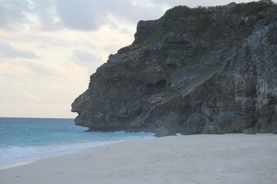 Foul Bay:                   Foul Beach~