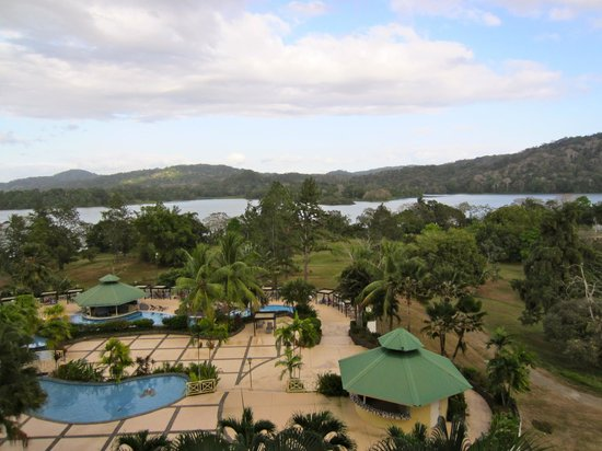 Gamboa Rainforest Resort : View From Hotel