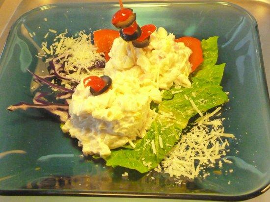 ไฮอาลีอาห์, ฟลอริด้า: ensalada fria de pollo