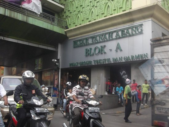 Tanah Abang Market Jakarta Indonesia Top Tips Before You Go